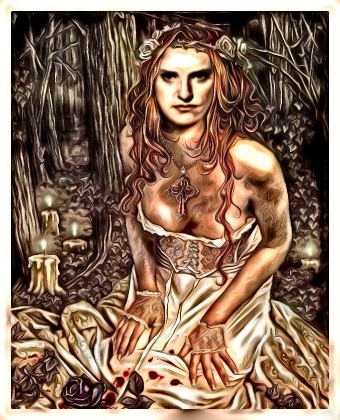 Juliet Simms by gothicat